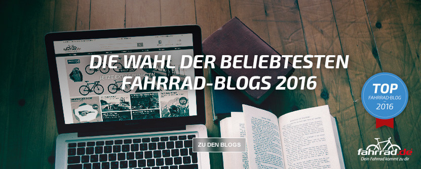 Fahrrad.de sucht die FahrradBlogs 2016